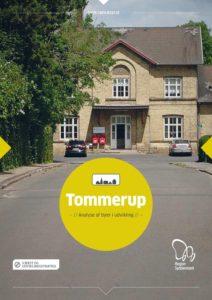 Byanalysen skal med viden om bl.a. byens indbyggere, husstande, tilgængelighed og erhvervsliv bidrage til udviklingen af et solidt beslutningsgrundlag for byudviklingen i Tommerup.