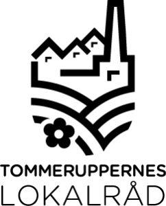 Logo i sort hvid