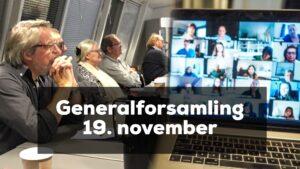 Generalforsamling 19. november